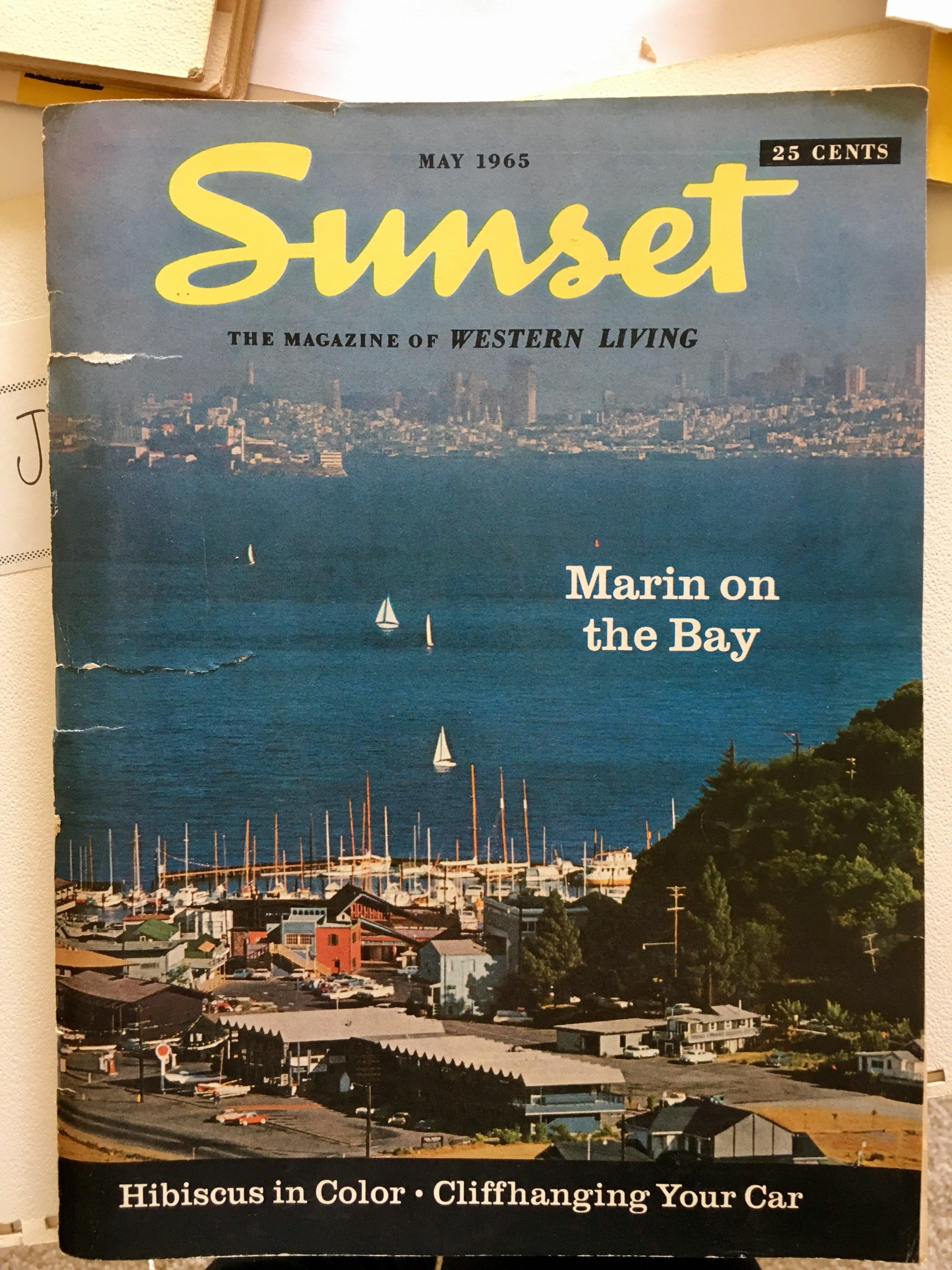 The original Sunset Magazine!