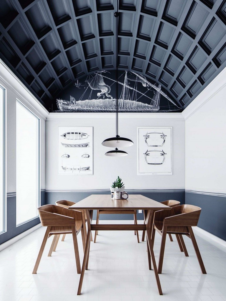 coffered ceiling lighting Unique VWArtclub Shanghai BIM Interiors Pinterest