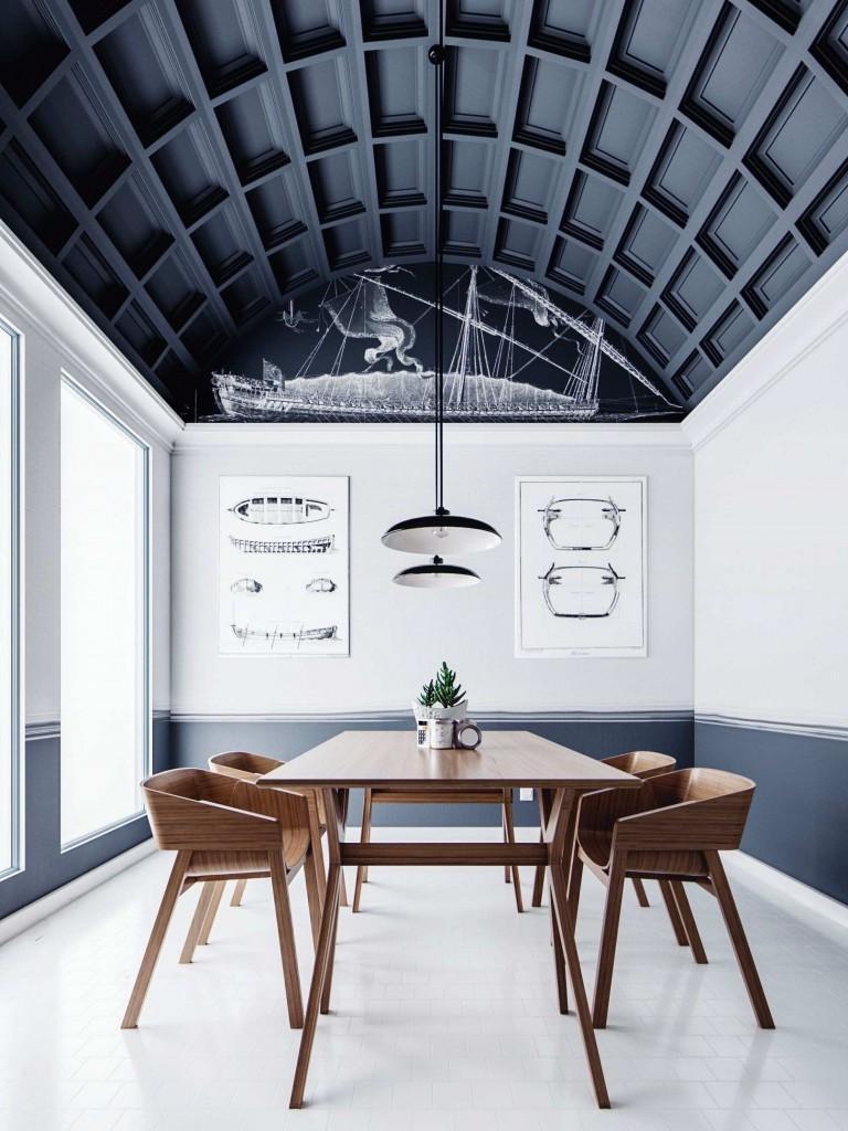 coffered ceiling lighting Unique VWArtclub Shanghai BIM Interiors Pinterest