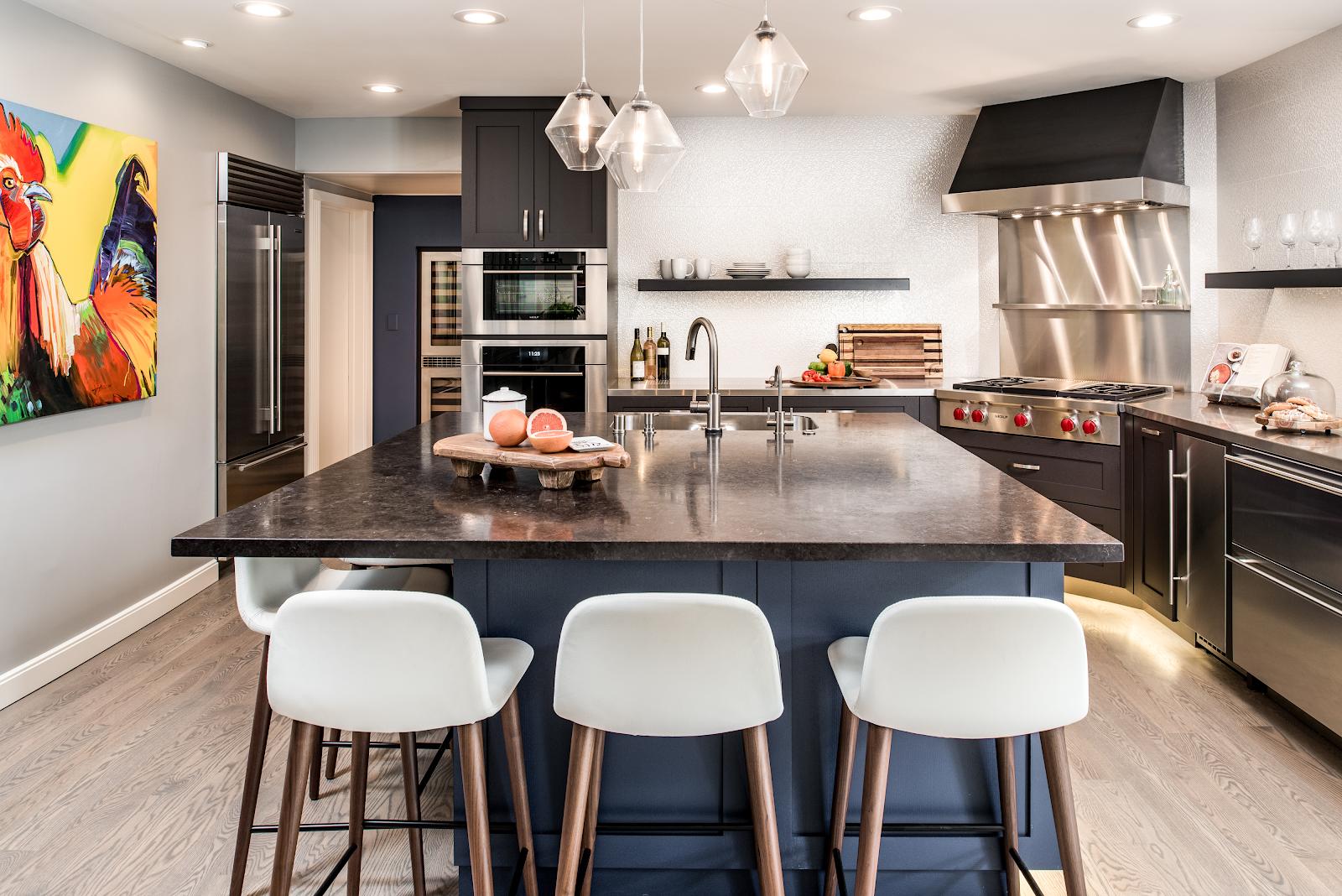 4 examples to create good modular kitchen designs?