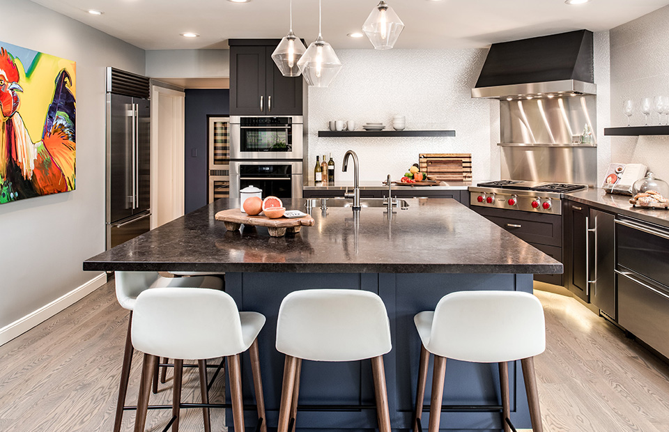 Land Park Kitchen and Living